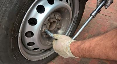 Tire replacement services