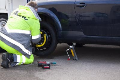 Tire change services