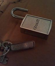 magnetic key locks