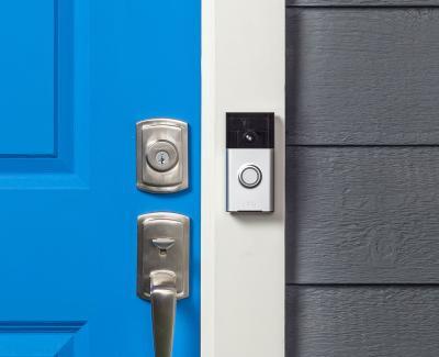 Home Protection Video Doorbell
