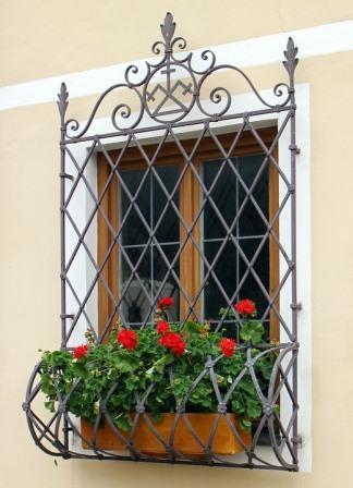 window bars home security