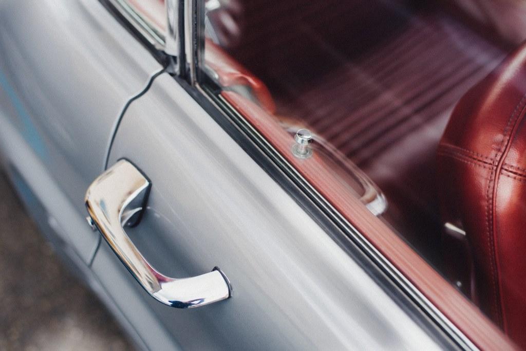 car door unlocking