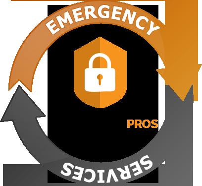 24 hour locksmith logo