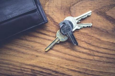 key broken in lock