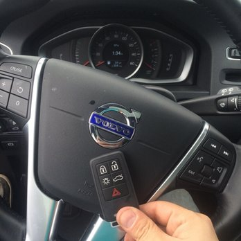 Volvo car fob replacement